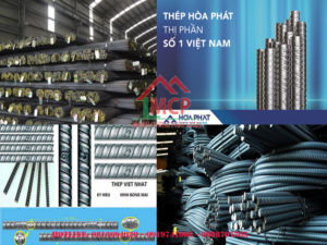 Latest Hoa Phat Steel quotes in Ho Chi Minh City in May 2020